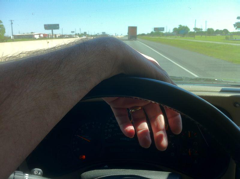 DRIVE HAND