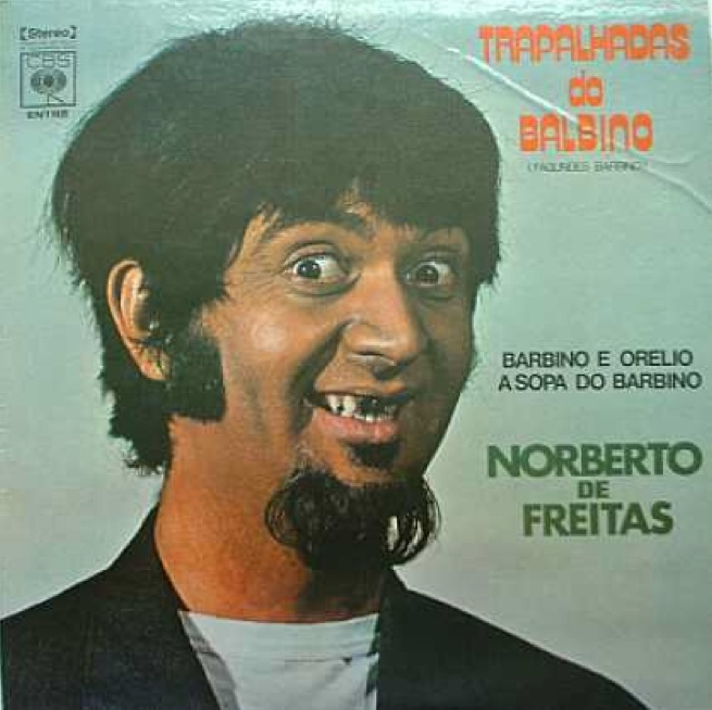 Norberto- Album cover of the week- 5.004