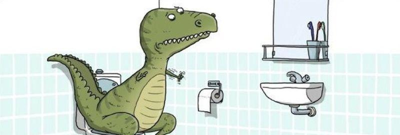 Dinosaurs t-rex tp.016