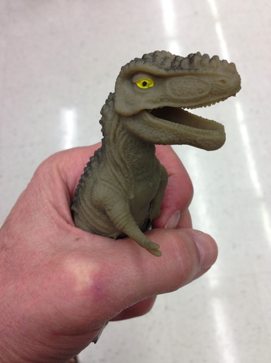 Dinosaurs in my hand.040