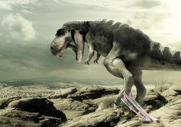 Dinosaurs- t-rex bubble bum.015