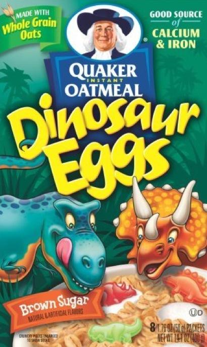 Dinosaur eggs oatmeal.005